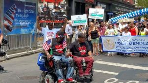 4 Wheel City - Disability Pride Parade 2015 - 02