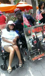 4 Wheel City - Disability Pride Parade 2015 - 03