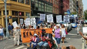 4 Wheel City - Disability Pride Parade 2015 - 04