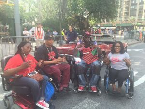 4 Wheel City - Disability Pride Parade 2015 - 06