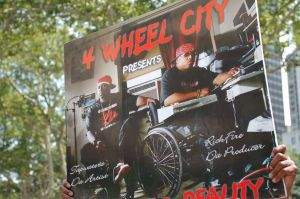 4 Wheel City - Disability Pride Parade 2015 - 10