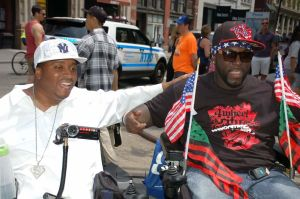 4 Wheel City - Disability Pride Parade 2015 - 13