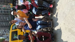4 Wheel City - Disability Pride Parade 2015 - 16