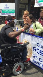 4 Wheel City - Disability Pride Parade 2015 - 18