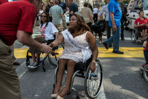 4 Wheel City - Disability Pride Parade 2015 - 21