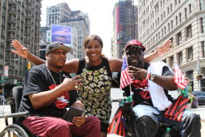 4 Wheel City - Disability Pride Parade 2015 - 22