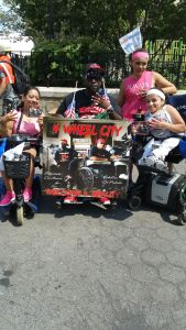 4 Wheel City - Disability Pride Parade 2015 - 23