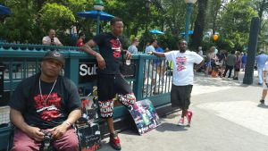 4 Wheel City - Disability Pride Parade 2015 - 25