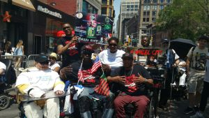 4 Wheel City - Disability Pride Parade 2015 - 27