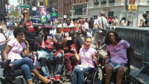 4 Wheel City - Disability Pride Parade 2015 - 28