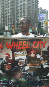 4 Wheel City - Disability Pride Parade 2015 - 29