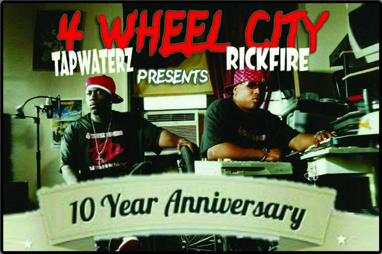4 Wheel City 10 Year Anniversary Album