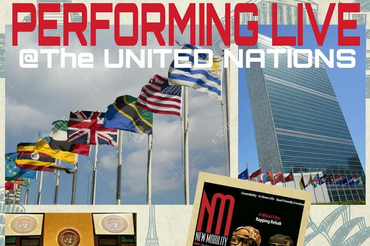 4 Wheel City Performing Live @ The United Nations!