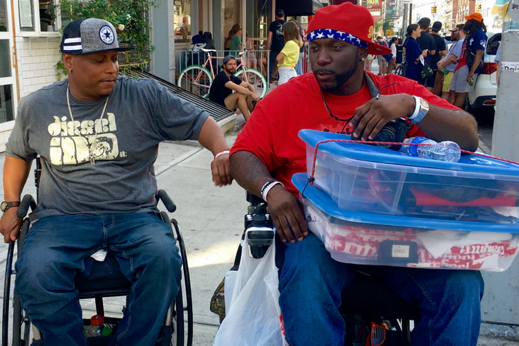 The Guardian: New York Rap Duo 4 Wheel City Turn Shooting Tragedies Into A Positive Mission